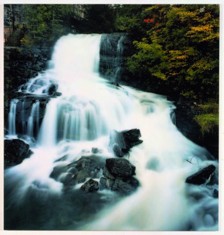 Piotr Uklanski, 'Untitled (Waterfall)', 2001, Photography, Chromogenic print, The Metropolitan Museum of Art