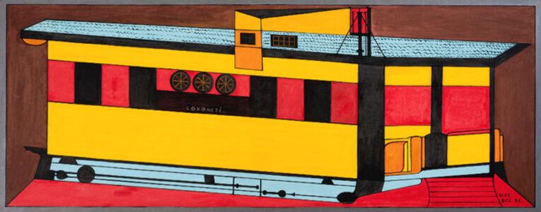 Alcides Pereira Dos Santos, 'Snackbar', 1998