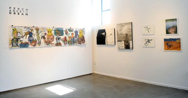 Perchance to Dream, installation view