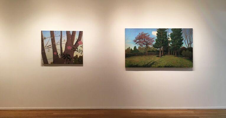 John Beerman: Recent Paintings, installation view