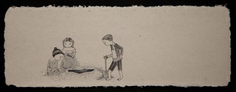 Thais Beltrame, 'A pergunta (série Finding Home)', 2012