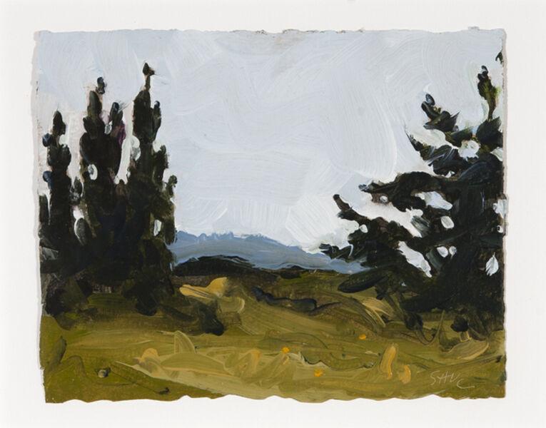 Susan Headley Van Campen, 'On the Way to the Garden'