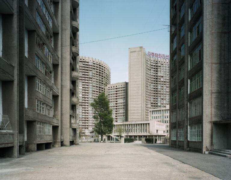 Thomas Struth, 'Bukseo Dong, Pyongyang', 2007