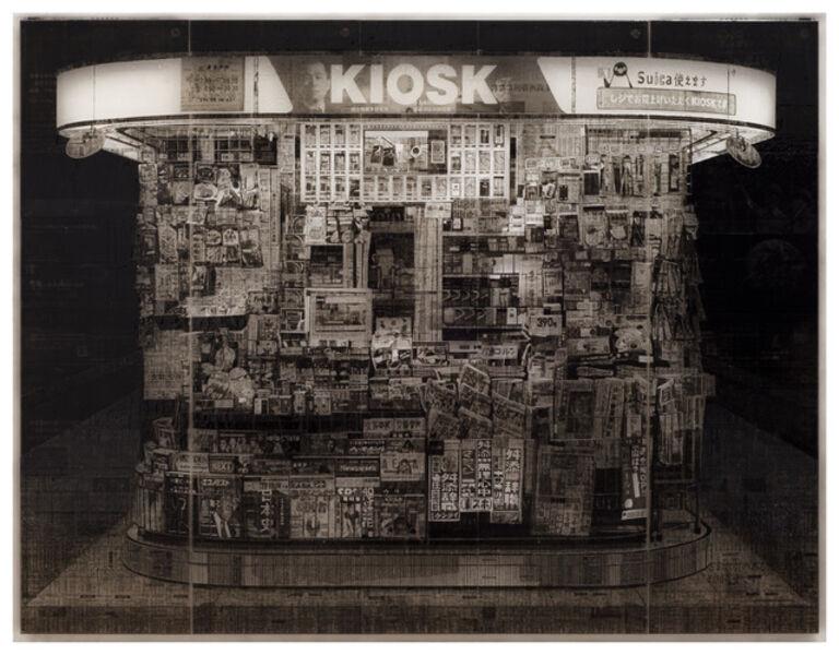 Martijn Hesseling, 'Kiosk II', 2019