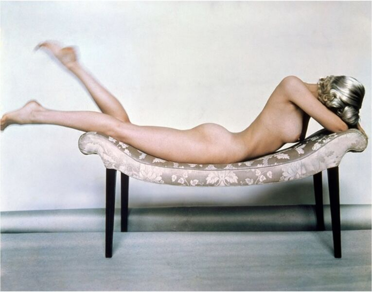 Norman Parkinson, 'First Nude in Colour, Vogue 1951', 1951