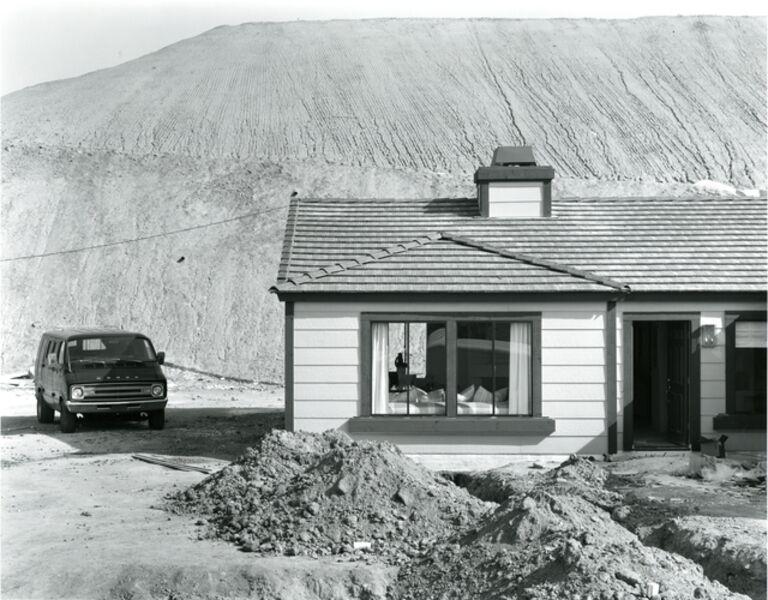 Joe Deal, 'Model Home, Phillips Ranch, CA', 1984