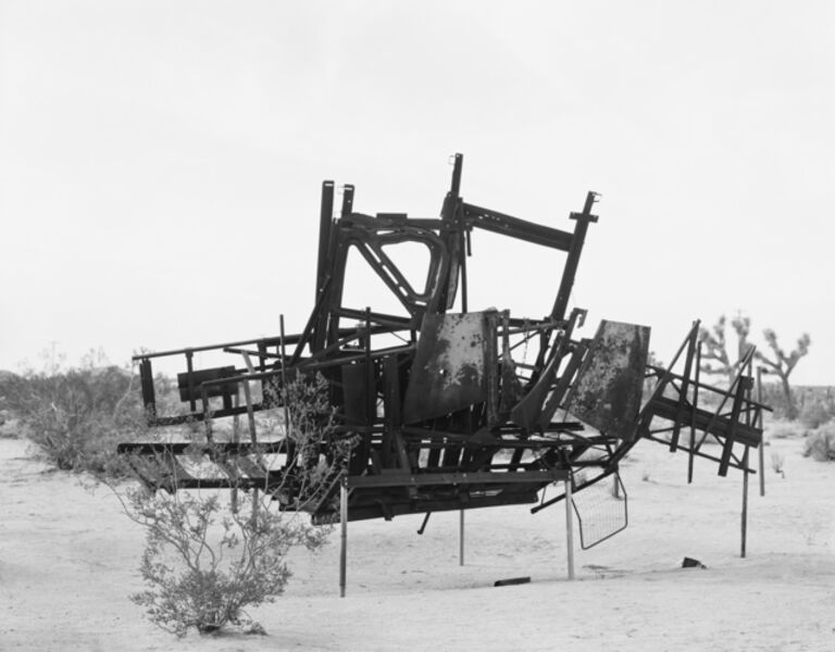 Hannah Collins, 'The Interior and the Exterior - Noah Purifoy 8', 2014