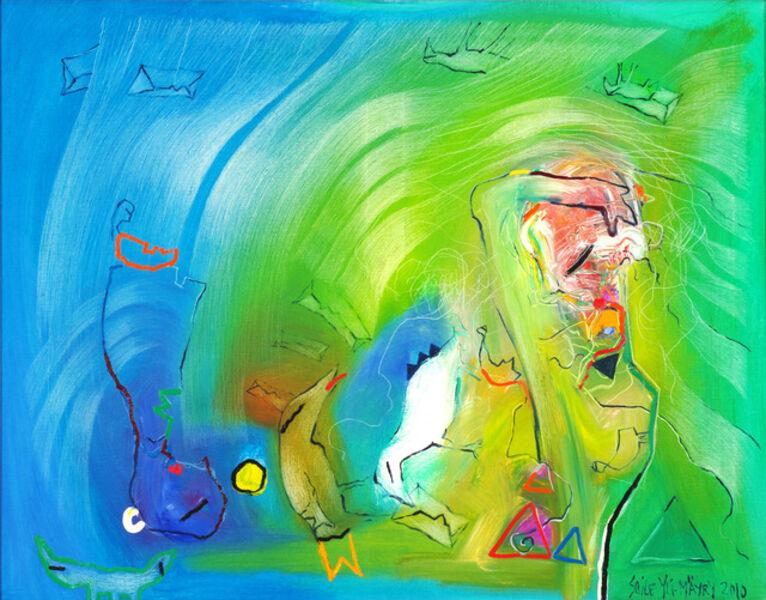 Soile Yli-Mäyry, 'Burning Heart', 2010