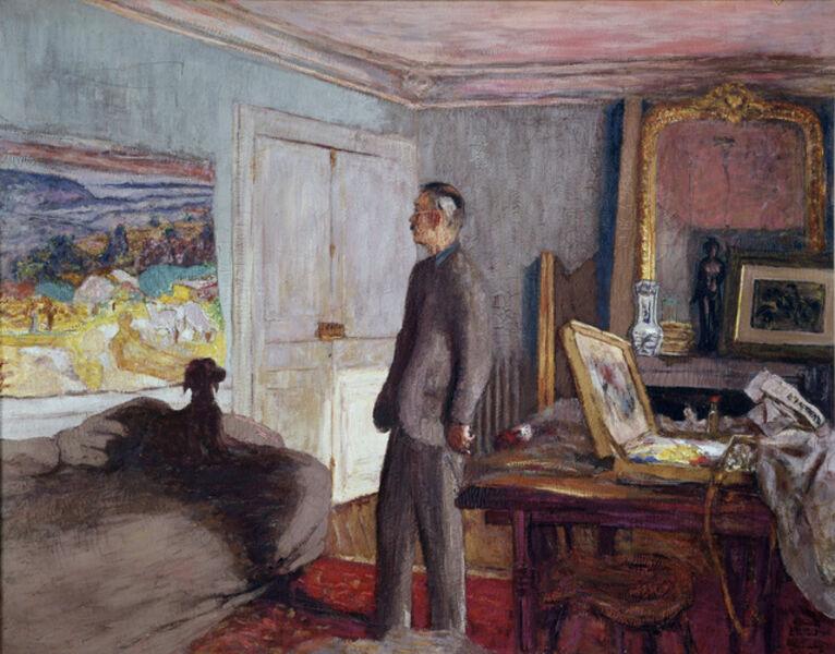 Édouard Vuillard, 'Portrait of Pierre Bonnard (Portrait de Pierre Bonnard)'
