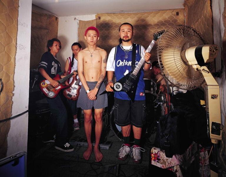 Cang Xin 苍鑫, 'Identity Exchange Series, Rocker', 2004