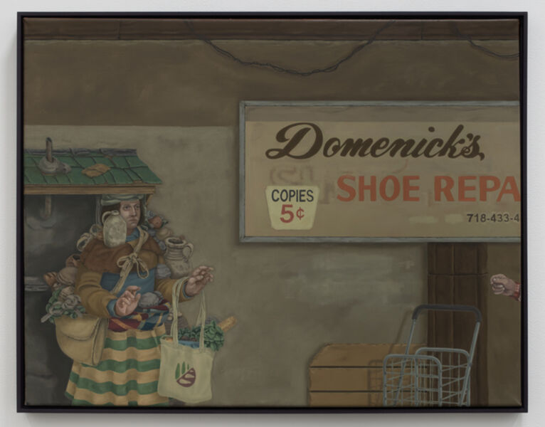 Michael Cline, 'Five & Dime', 2019