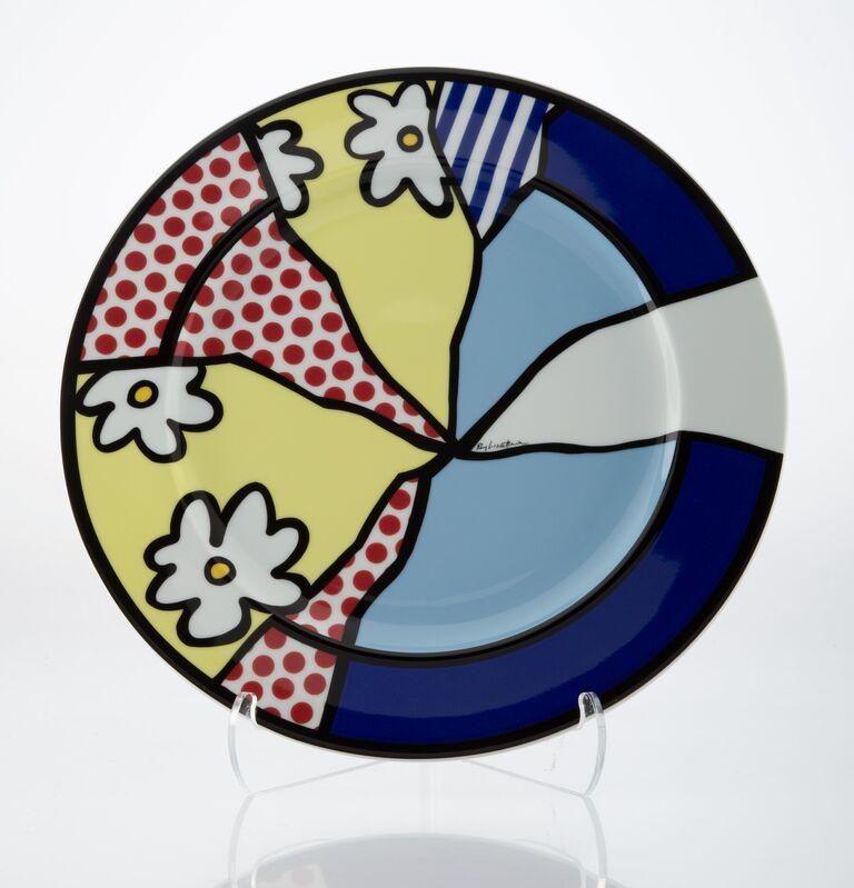 Roy Lichtenstein, 'Decorative Plate', circa 2000, Design/Decorative Art, Glazed porcelain, Heritage Auctions