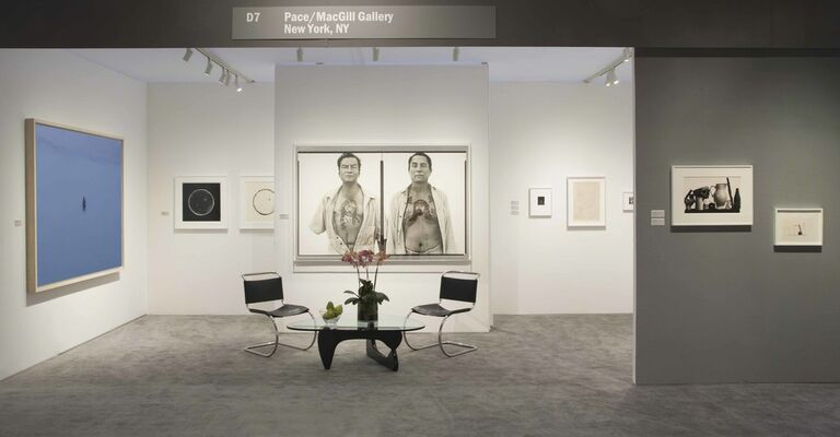 Pace/MacGill Gallery at ADAA: The Art Show 2018, installation view