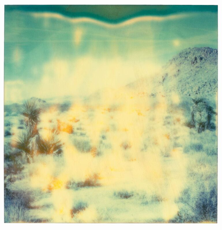 Stefanie Schneider, 'Radha Mind Screen (Stranger than Paradise), triptych, analog, hand-print', 1999, Photography, 3 Analog C-Prints based on 3 original Polaroids, hand-printed by the artist on Fuji Crystal Archive Paper. Not mounted., Instantdreams