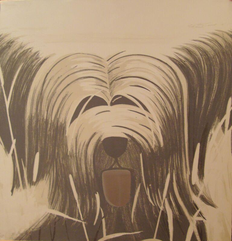 Alex Katz, 'Black and White Sunny', 1976, Print, Color lithograph, Marlborough New York