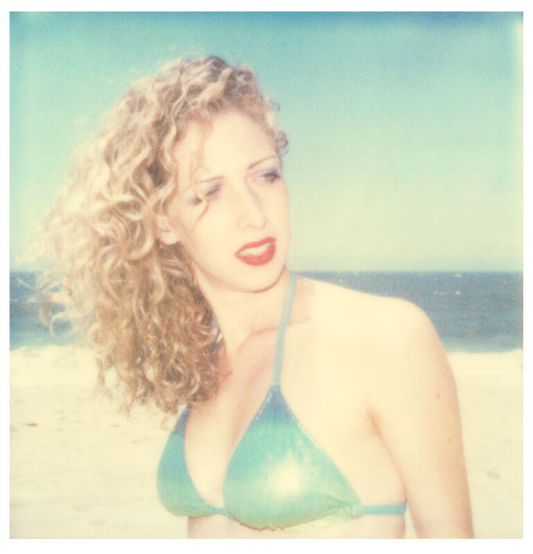 Stefanie Schneider, 'Kelly II (Beachshoot) ', 2005, Photography, Digital C-Print, based on a Polaroid, Instantdreams