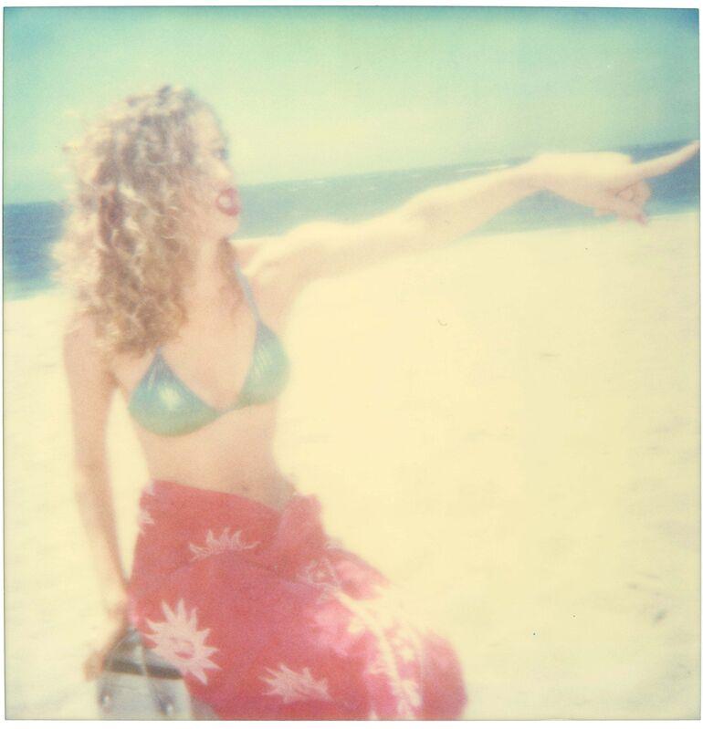 Stefanie Schneider, 'Boccia II (Beachshoot)', 2005, Photography, Digital C-Print, based on a Polaroid, Instantdreams