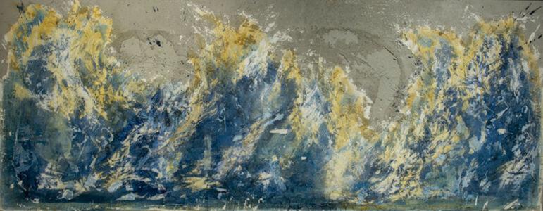Andrea Capanna, 'Look out 2 (sea tempest)', 2021