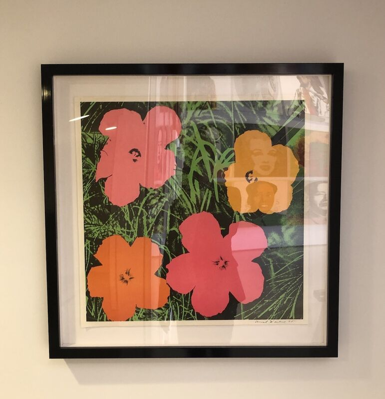 Andy Warhol, 'Flowers (FS II.6) ', 1964, Print, Offset Lithograph on Paper, Revolver Gallery