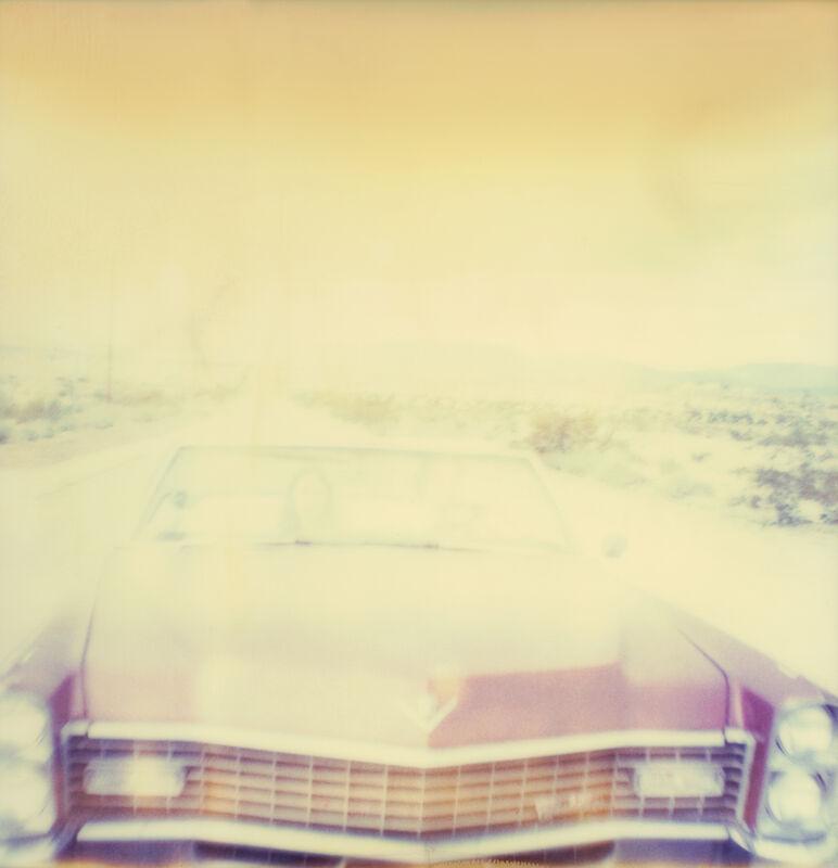 Stefanie Schneider, 'Leaving III (Sidewinder) ', 2005, Photography, Digital C-Print based on a Polaroid, not mounted, Instantdreams