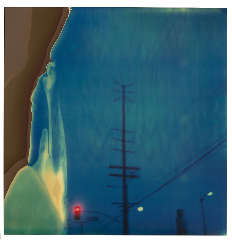 Stefanie Schneider, 'Red Light - Mindscreen 07 (Night on Earth) ', 1999, Photography, Analog C-Print, hand-printed by the artist on Fuji Crystal Archive Paper, based on a Polaroid, not mounted, Instantdreams