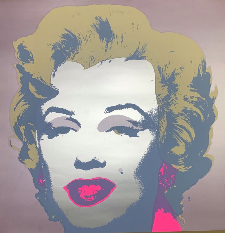 Andy Warhol, 'Marilyn (F. & S. II.26)', 1967, Print, Silkscreen, Suomei Gallery