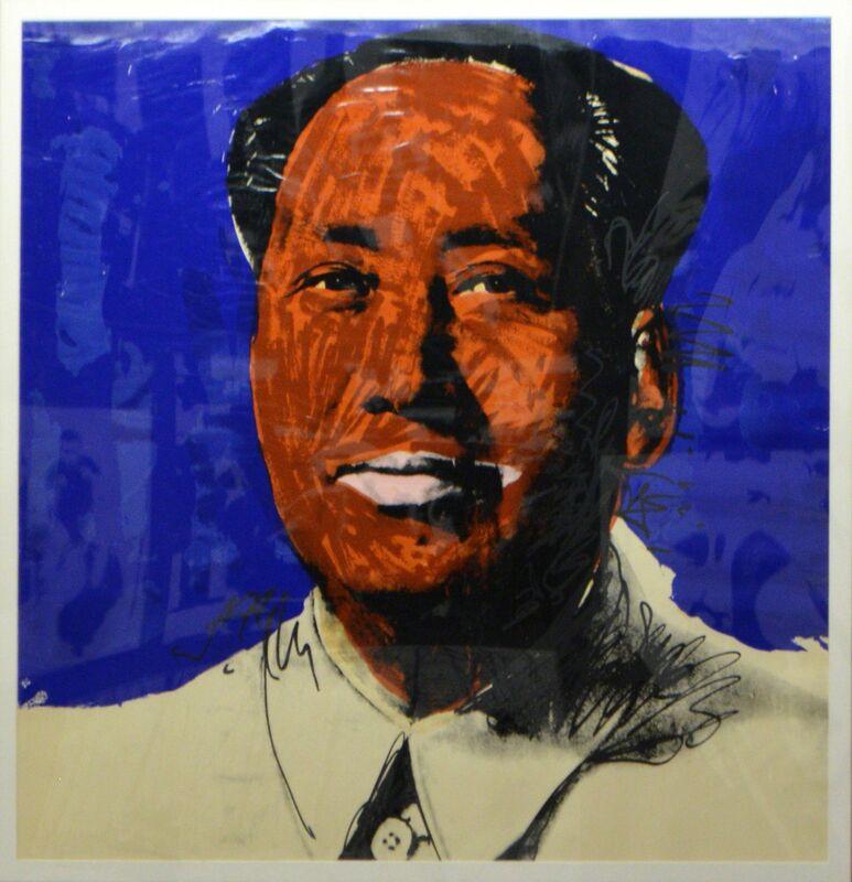 Andy Warhol, 'Mao 98', 1972, Print, Screen-print, Ethan Cohen Gallery
