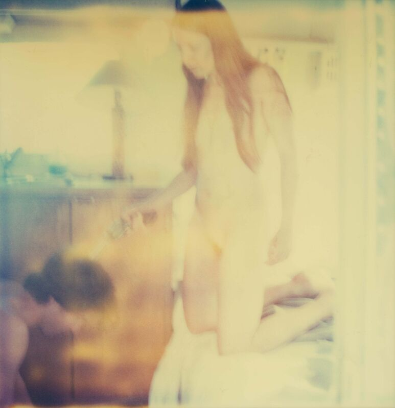 Stefanie Schneider, 'Bells Ringing (Sidewinder)', 2005, Photography, 16 Analog C-Prints based on 16 Polaroids, hand-printed and enlarged by the artist on Fuji Crystal Archive Paper. Not mounted., Instantdreams
