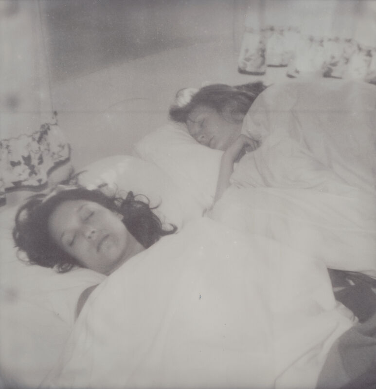 Stefanie Schneider, 'Sleeping Beauties II (Till Death do us Part)', 2005, Photography, Digital C-Print based on a on a Polaroid, not mounted, Instantdreams