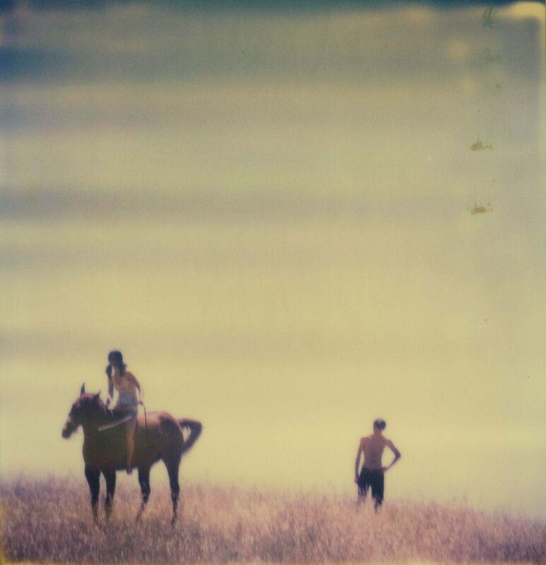 Stefanie Schneider, 'Renée's Dream XI (Days of Heaven)', 2006, Photography, Digital C-Print, based on a Polaroid, Instantdreams