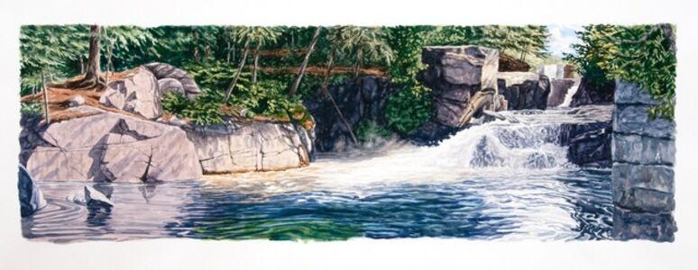 Tim Fortune, 'Adirondack Falls', 2012