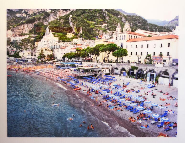 DJ Leon, 'Amalfi Coast', 2015