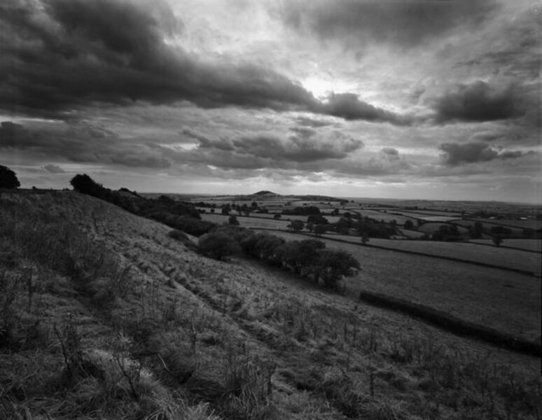 Don McCullin, 'Creech Hill, Somerset', early 1990's