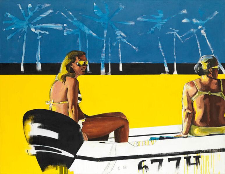 Stella Kapezanou, 'Last Summer'