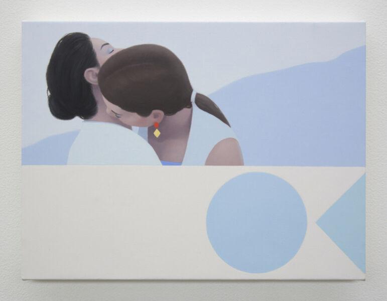Ridley Howard, 'Naples Blue', 2019
