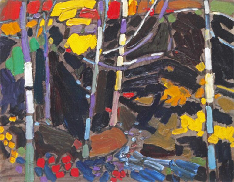 Arthur Shilling, 'AUTUMN TREES', ca. 1983