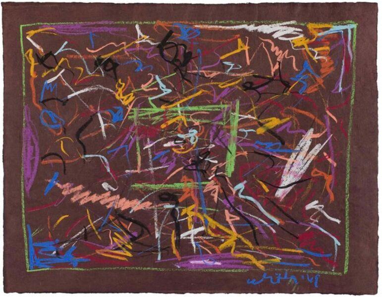 Jack Whitten, 'Untitled', 1969