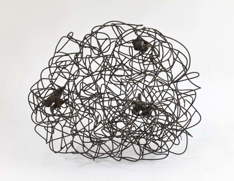 Claire Falkenstein, 'Three Floating Elements', 1954