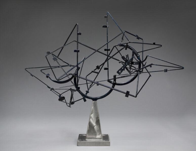 David Smith (1906-1965), 'Star Cage', 1950