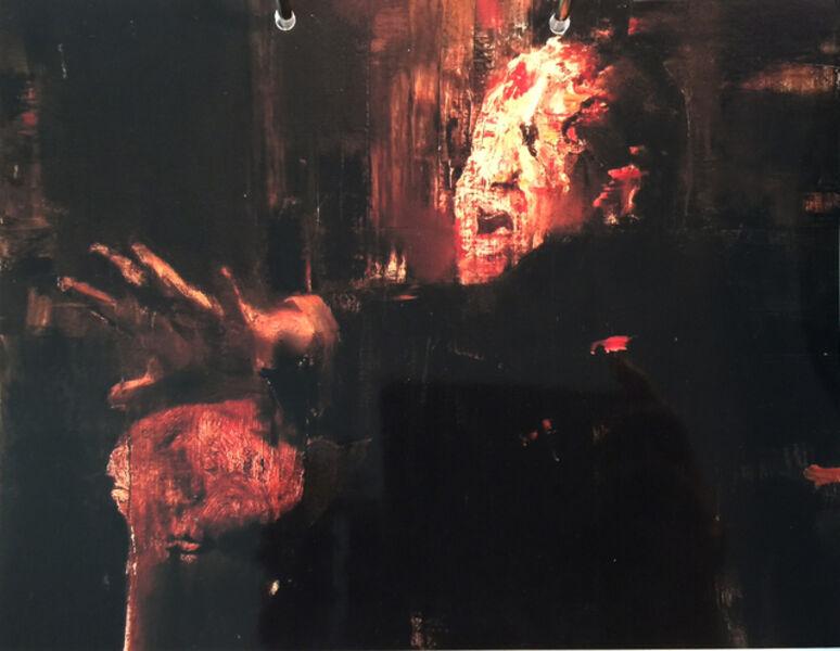 Adrian Ghenie, 'Pie Fight Study', 2010