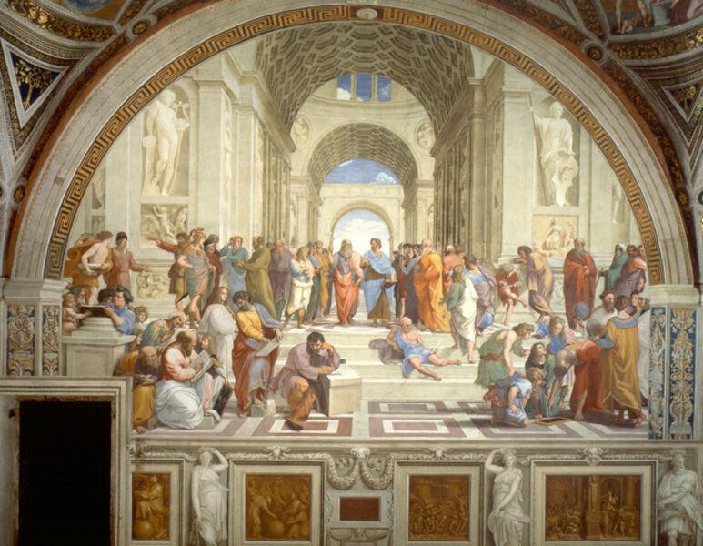 Raphael, 'School of Athens', 1509-1511