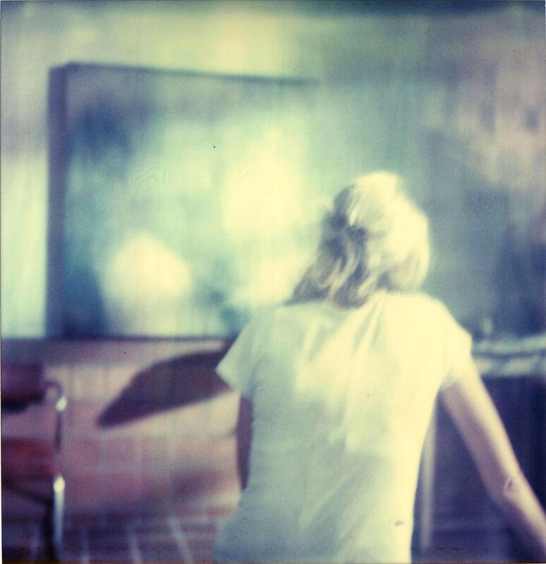 Stefanie Schneider, 'Lila's Studio II (Stay) with Noami Watts', 2006, Photography, Digital C-Print, based on a Polaroid, Instantdreams