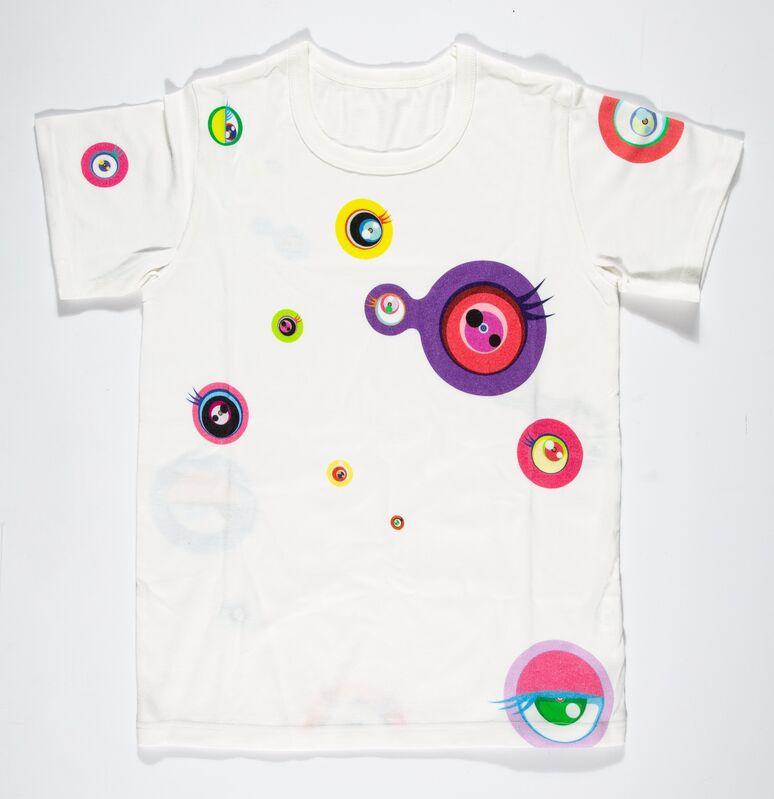 Takashi Murakami, 'Jelly Fish Eyes', 2003, Fashion Design and Wearable Art, Cotton t-shirt, Heritage Auctions