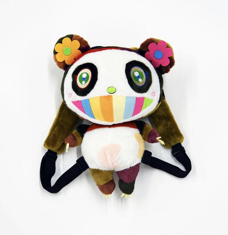 Takashi Murakami, 'Panda Plush Rucksack', 2010-2019, Design/Decorative Art, Plush Toy Bag, Curator Style