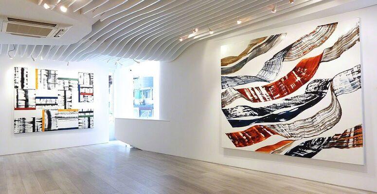 Ricardo Mazal, Kailash: Black Mountain, installation view