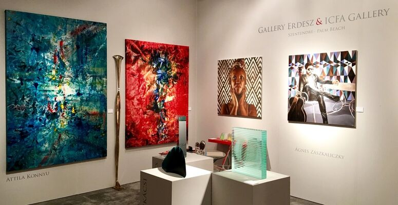 Art Concept Art Fair Miami 2016    Art Basel Miami Beach, Miami, FL, installation view