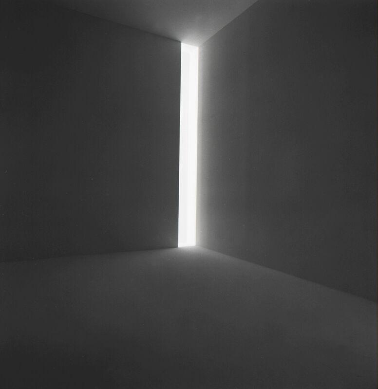 James Turrell, 'Ronin', 1968, Installation, Fluorescent light, dimensions variable, Guggenheim Museum