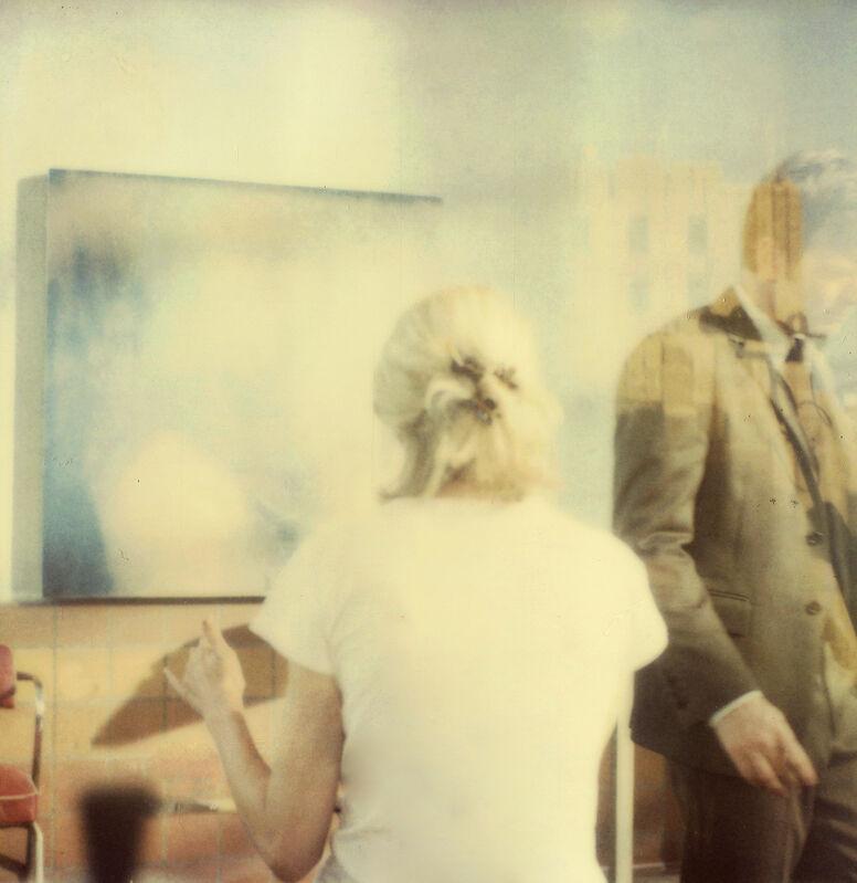 Stefanie Schneider, 'Lila's Studio (Stay) with Noami Watts and Ewan McGregor', 2006, Photography, Digital C-Print, based on a Polaroid, Instantdreams