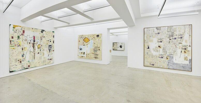 Jean-Michel Basquiat   Xerox, installation view
