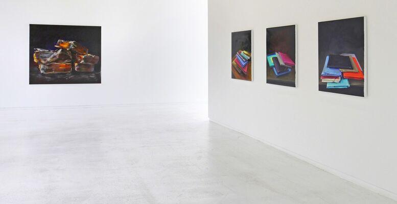 Cornelius Völker: Principles of Arrangement, installation view